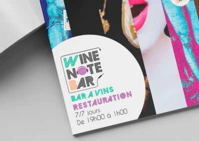 Wine Note Bar